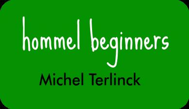 hommel beginners bij Michel Terlinck