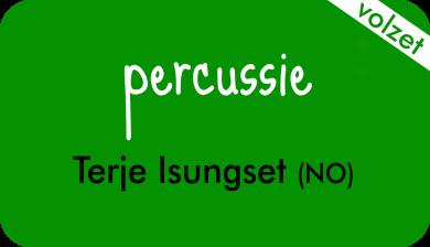percussie bij Terje Isungset