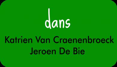 dans bij Katrien Van Craenenbroeck & Jeroen De Bie