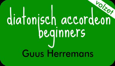diatonisch accordeon met Guus Herremans