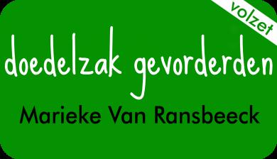 doedelzak gevorderden bij Marieke Van Ransbeeck